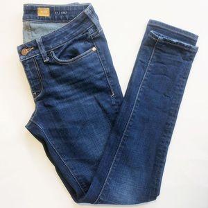 Anthropologie Pilcro Stet Skinny Jeans Size 25